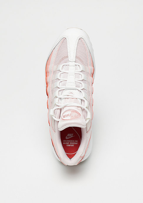 NIKE Wmns Air Max 95 barely rose/coral stardust-vintage coral