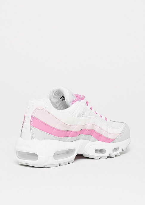 NIKE Wms Air Max 95 essential white/psychic pink/pure platinum