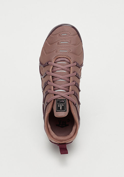 NIKE Wmns Air Vapormax Plus smokey mauve/bordeaux-vintage wine-black