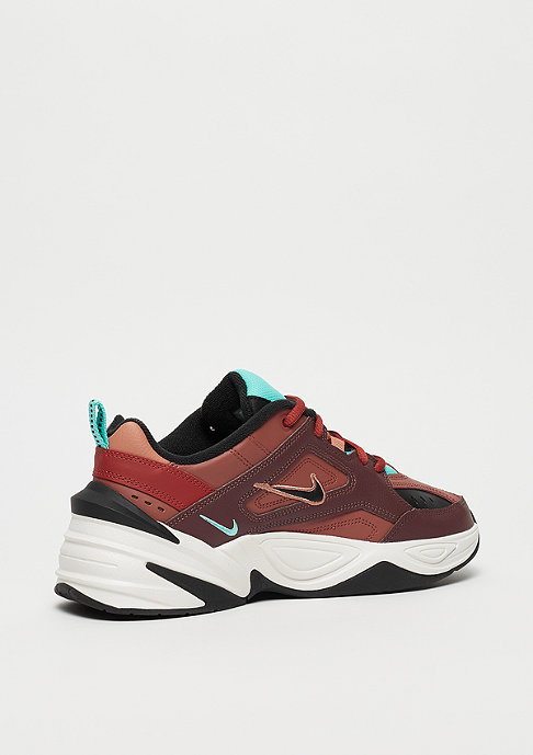 NIKE Wmns M2K Tekno mahogany mink/black burnt orange