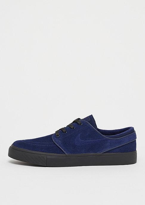 Zoom Stefan Janoski Blue Void/Blue Void/Black by Nike Sb
