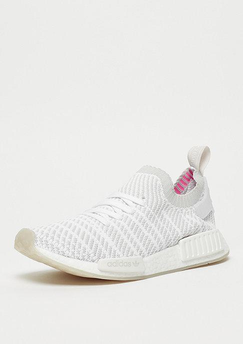 adidas NMD R1 STLT PK ftwr white/grey/one/solar pink