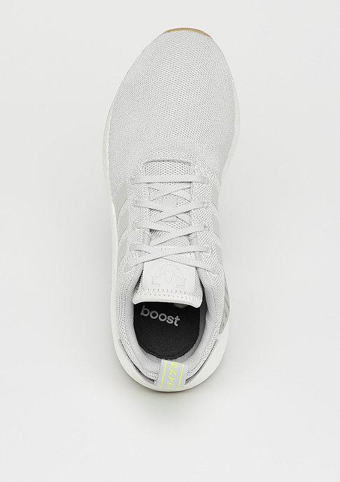 adidas NMD R2 grey one/grey two/solar smile