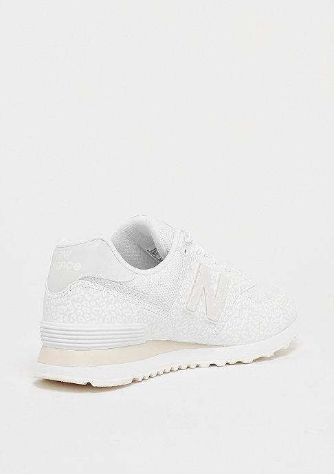 New Balance WL574NT white