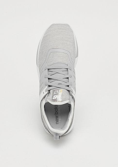 New Balance WRL247YD silver mink