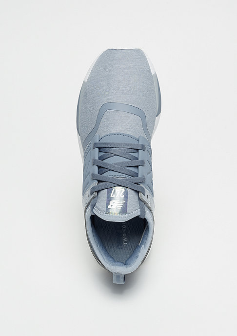 New Balance WRL247YE reflection