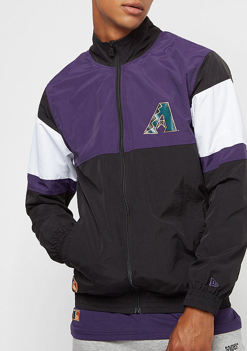 New Era Coast To Coast MLB Arizona Diamondbacks black/purple