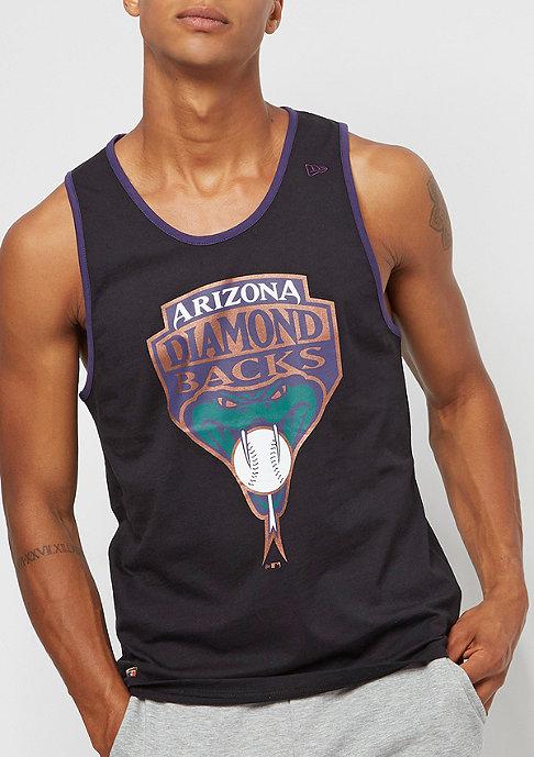 New Era Coast To Coast Long Tank MLB Arizona Diamondbacks black