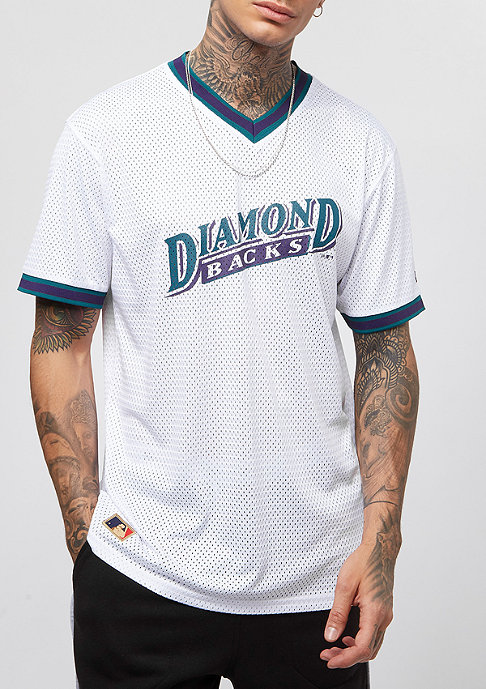 New Era Coast To Coast Mesh MLB Arizona Diamondbacks white
