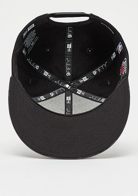 New Era 9Fifty NBA Chicago Bulls Team Camo black/multi coloured