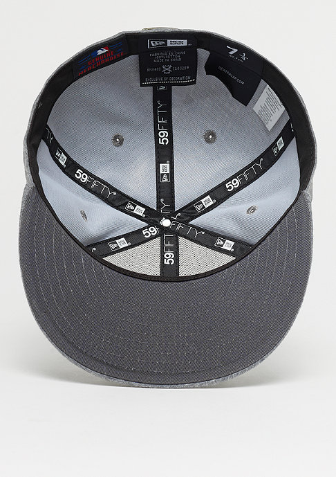 New Era 59Fifty MLB Los Angeles Dodgers Jersey gray/new olive