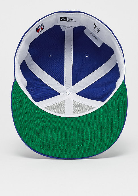 New Era 59Fifty NFL New York Giants Classic offical team colour