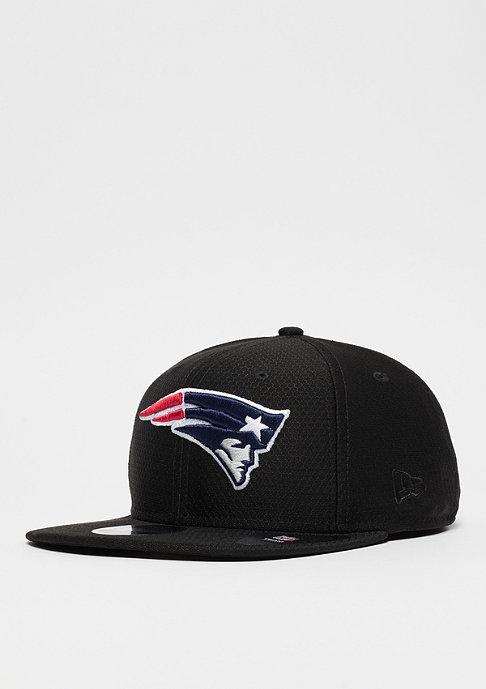 New Era 9Fifty NFL New England Patriots DryEra Tech black/otc