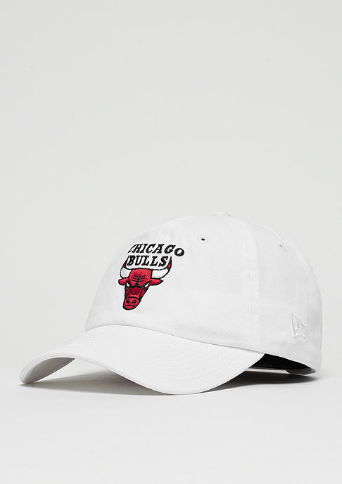New Era NBA 9Forty Chicago Bulls Washed Offical Team Colour