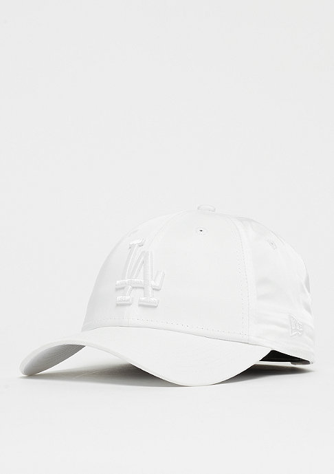 New Era 9Forty MLB Los Angeles Dodgers Satin white/white