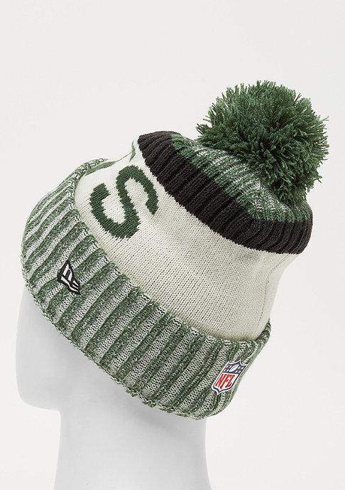 New Era Sideline Bobble Knit NFL New York Jets official