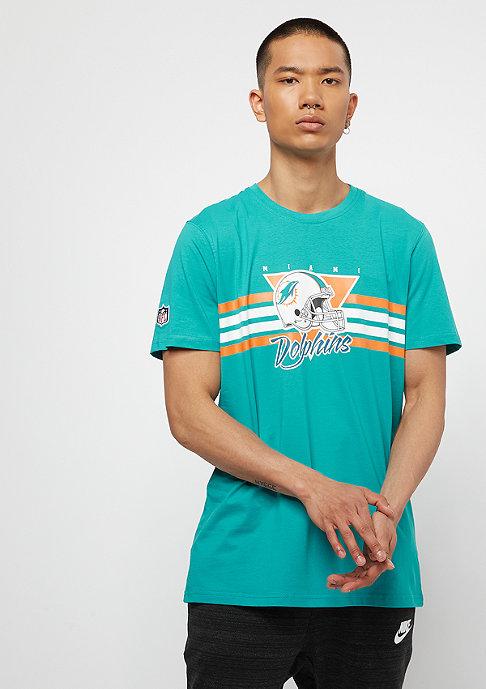 New Era Retro Script NFL Miami Dolphins turquoise