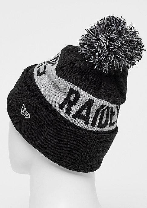 New Era Team Tonal Knit NFL Oakland Raiders official