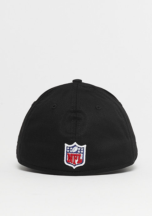 New Era 39Thirty NFL Oakland Raiders Black Base otc