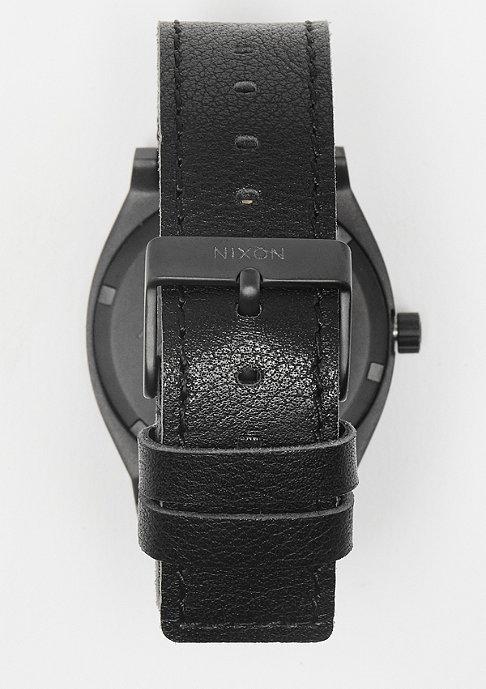 Nixon Time Teller all black/slate