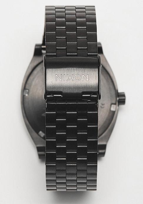 Nixon Time Teller black/concrete