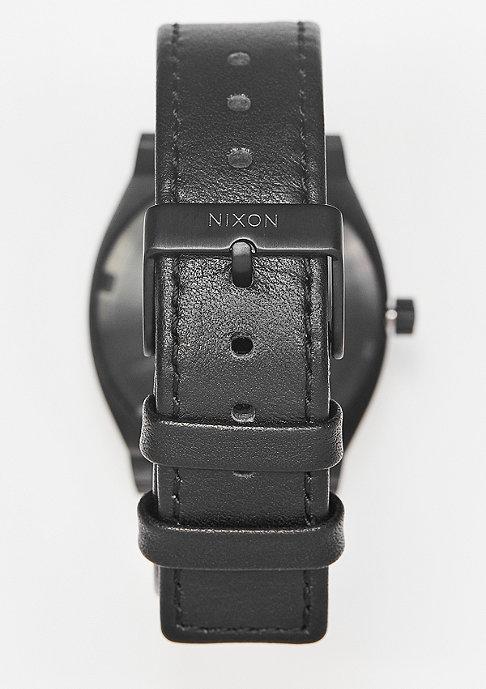 Nixon Uhr Time Teller all black/white