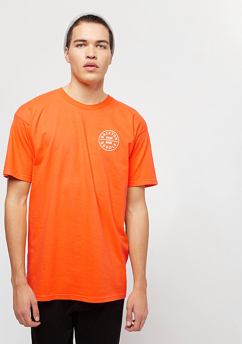 Brixton Oath orange