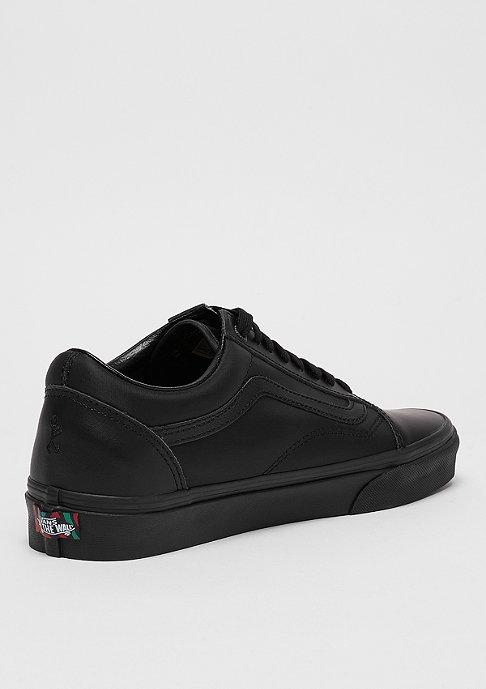 VANS UA Old Skool (ATCQ) black/red