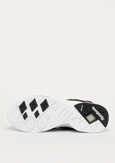 Reebok AZTREK black/white/solar yellow