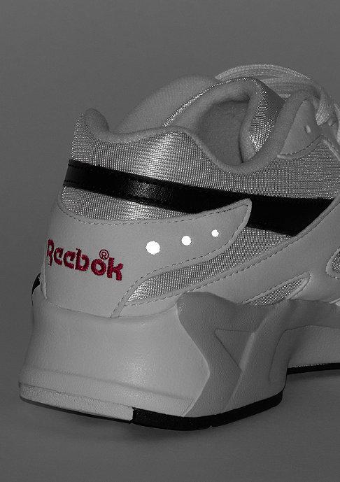 Reebok AZTREK white/black/excellent red