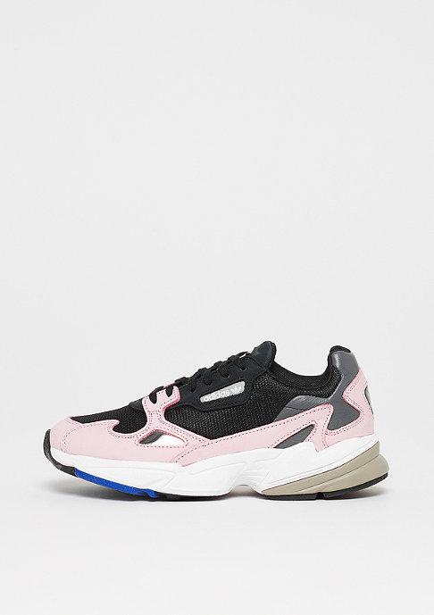 adidas Falcon core black/core black/light pink