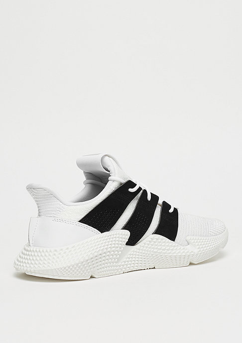 adidas PROPHERE ftwr white/core black/shock lime