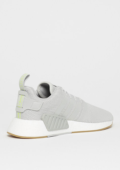 adidas NMD R2 grey one/grey two/solar smile