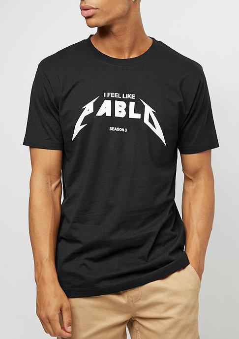 Mister Tee T-Shirt Pablo black