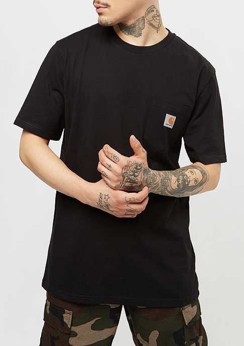 Carhartt WIP Pocket T-Shirt black