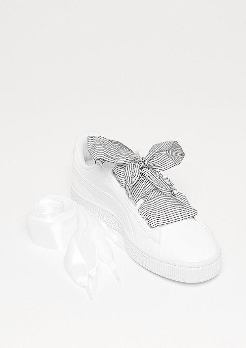 Puma Basket Heart white-white
