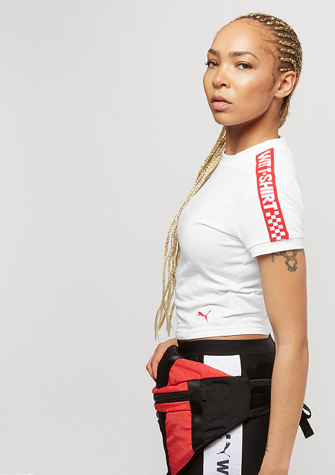 Puma Fenty By Rihanna Cropped bright white