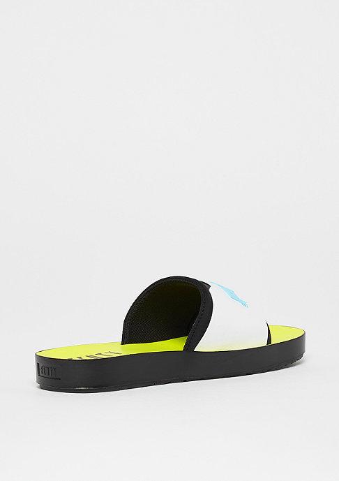 Puma Fenty Surf Slide white