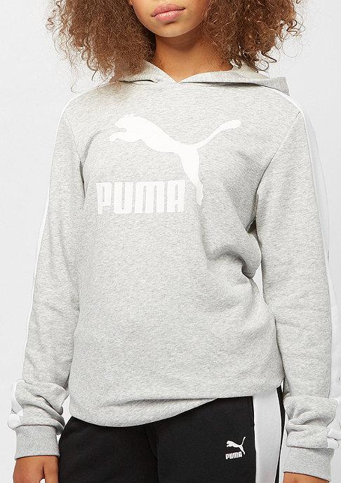 Puma Junior Classics T7 light grey heather