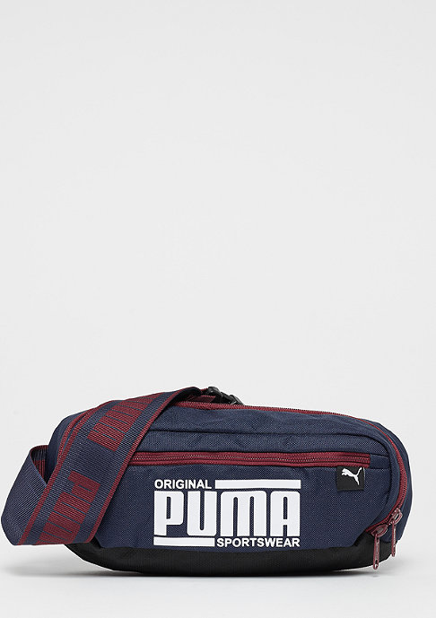 Puma SOLE Waistbag peacoat