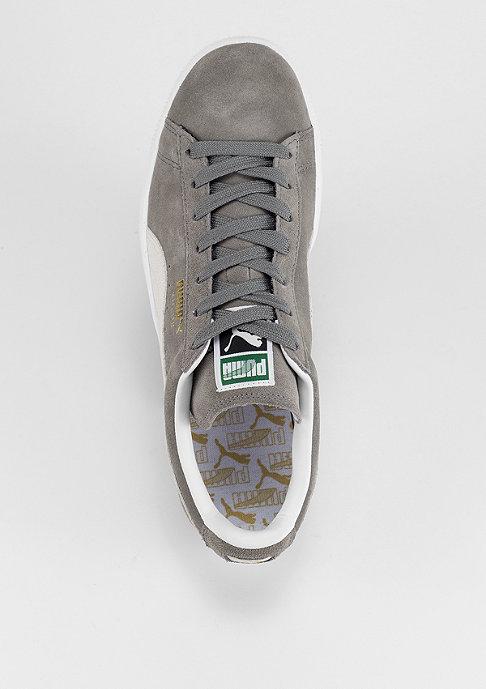 Puma Schuh Suede Classic steeple gray/white
