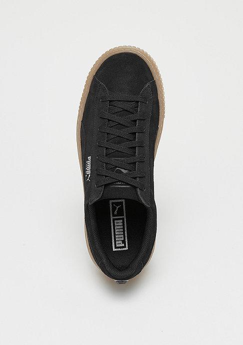 Puma Suede Platform Jewel Junior black-black