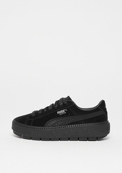 0ff23b6be30955 Puma Suede Platform Trace Animal black Schuh bei SNIPES