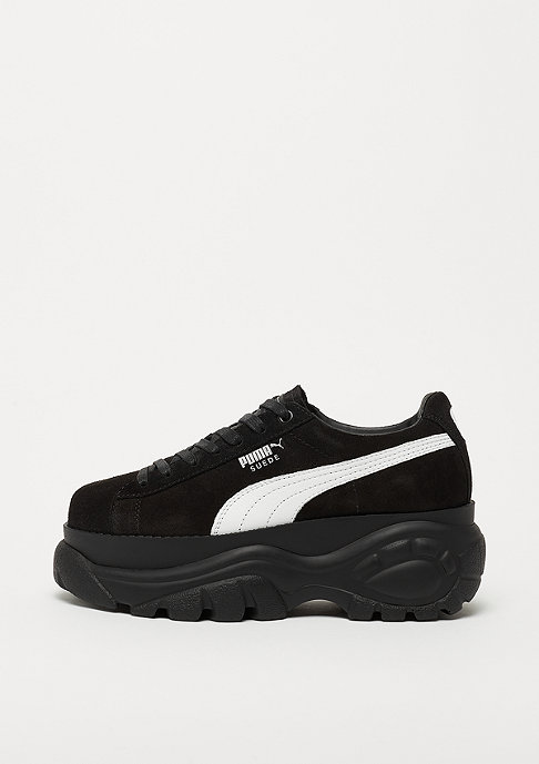 Puma Puma X Buffalo London Suede Platform black/white
