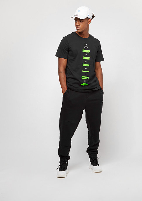 JORDAN Q54 Logo black/electric green