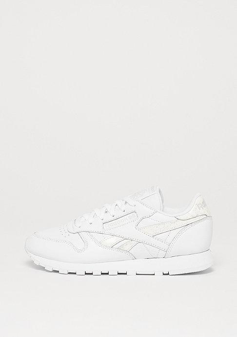 Reebok Classic Leather sidestripes-white/light grey