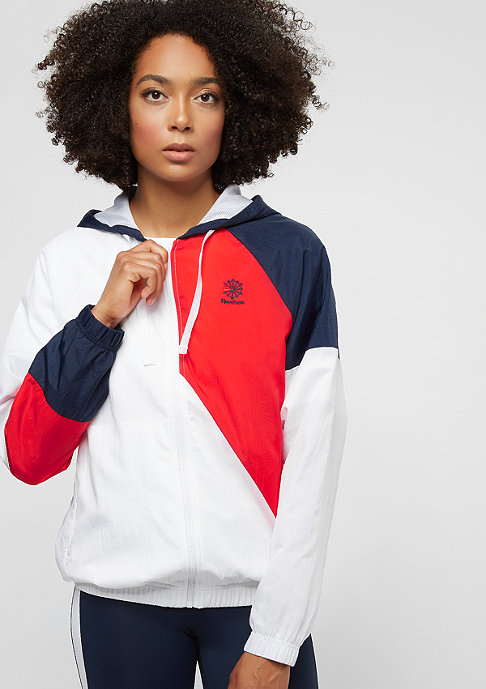Reebok AC Windbreaker white