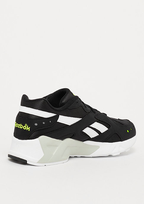 Reebok Aztrek black/white/solar yellow
