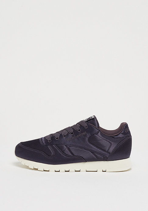 Reebok Classic Leather Satin black