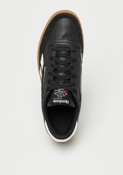 Reebok Revenge Plus Gum black